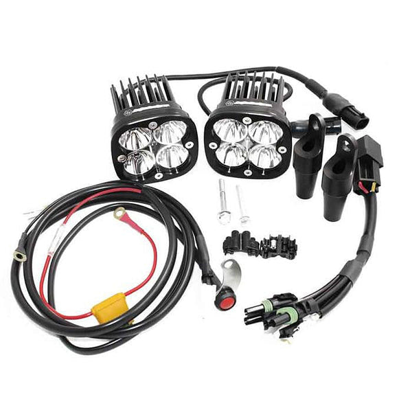 Baja Designs Squadron Pro LED Adventure Bike Kit (KTM 950