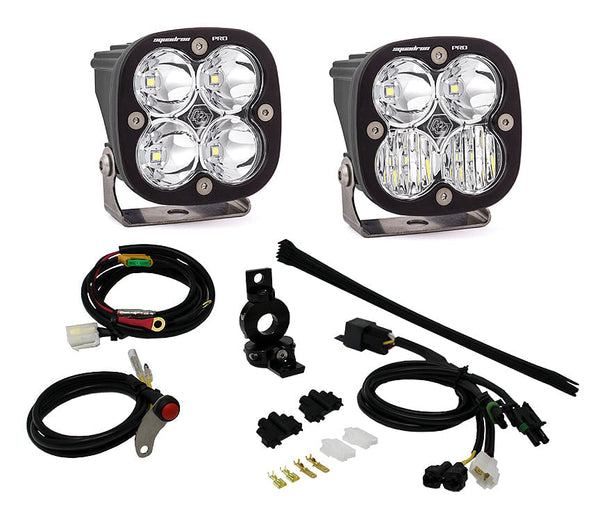 Baja Designs Squadron Pro LED Adventure Bike Kit (Universal 1