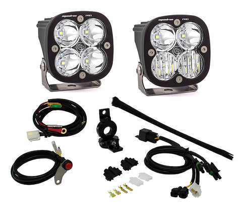 Baja Designs Squadron Pro LED Adventure Bike Kit (Universal 7/8
