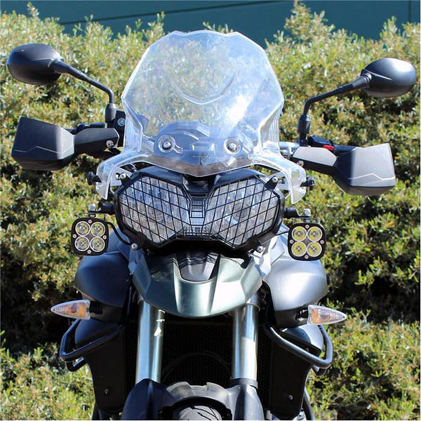 Baja Designs Squadron Pro LED Adventure Bike Kit (Triumph Tiger 800)