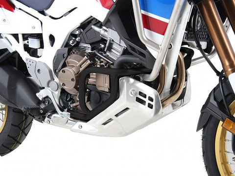 Hepco & Becker Engine Guard / Crash Bars, Black (Honda CRF1000L2 Africa Twin Adventure Sports '18-)