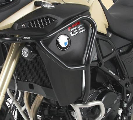 Hepco & Becker Tank Guard/ Upper Crash Bars (BMW F800GS Adventure)