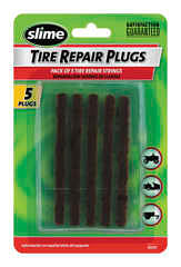 SLIME TIRE PLUG 5 PACK