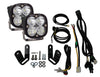 Baja Designs Squadron Sport LED Light Kit (BMW F800GS 2013+)