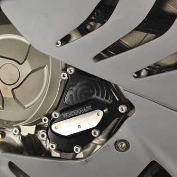 Woodcraft Crank Cover Protector (S1000RR)