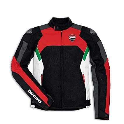Ducati Corse Tex Summer Mesh Fabric Jacket Closeout!
