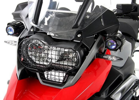 Hepco & Becker Micro-Flooter Light Kit BMW R1200GS LC & R1250GS
