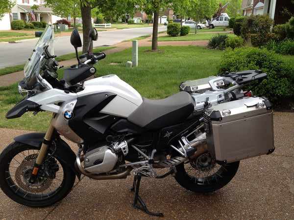 Globescout XPAN+ Pannier Kit (R1200GS 05-12)