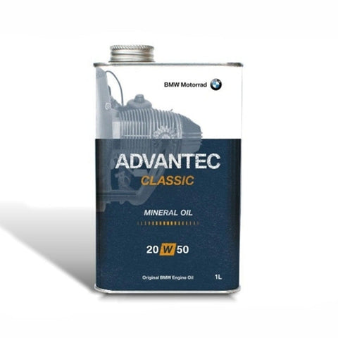 BMW Advantec Class Engine Oil, 20W50