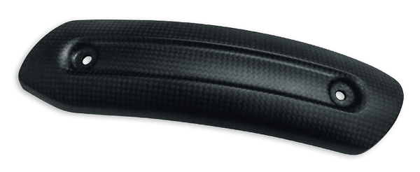 CARBON VERT PIPE HEAT SHIELD 1413