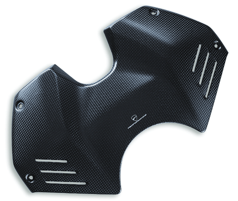 CARBON TANK FRONT COVER SET 1409
