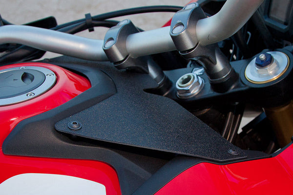 Swegotech Forkshield - The Updraft Deflector (CRF1000L Africa Twin)