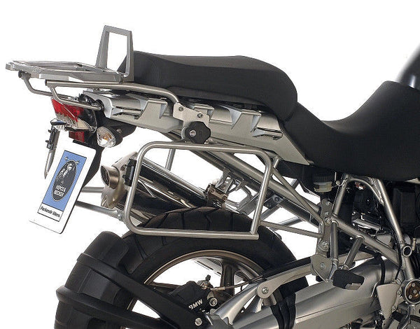 Lock-It Pannier Frame - Black (R1200GS 08-12)