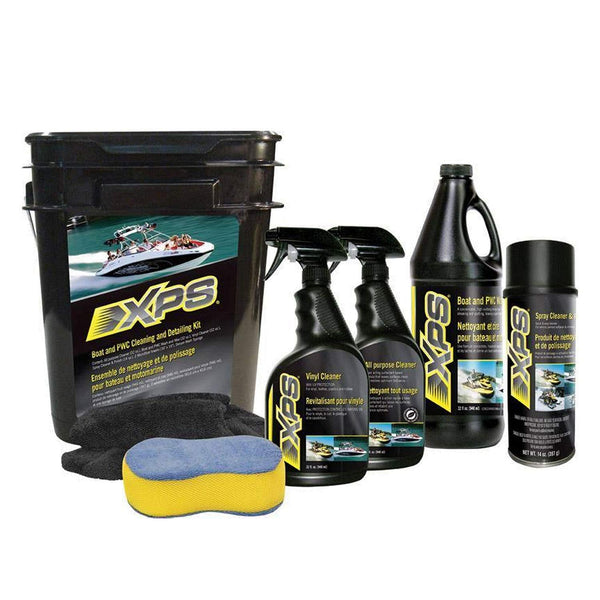 BRP/CAN-AM CLEANER BOAT & PWC DETAIL KIT