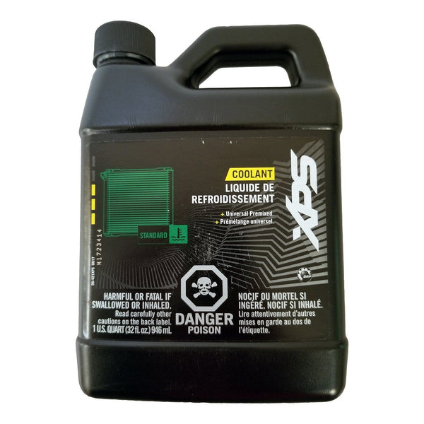 BRP/CAN AM UNIVERSAL PRE-MIXED GREEN COOLANT Quart