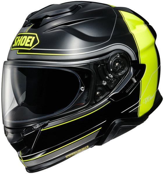 Shoei GT-AIR 2 CROSSBAR FULL FACE MOTORCYCLE HELMET TC-3
