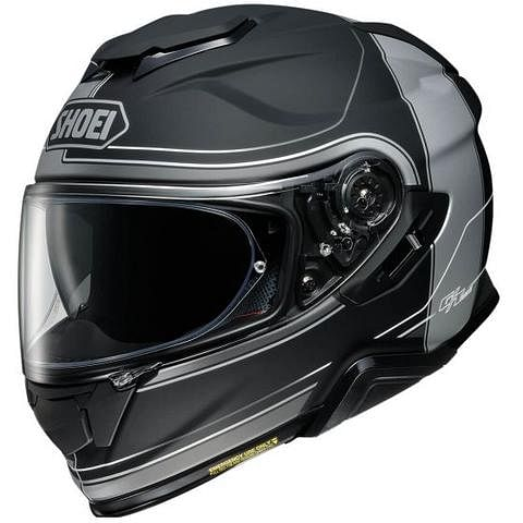Shoei GT-AIR 2 CROSSBAR FULL FACE MOTORCYCLE HELMET TC-5 MATTE