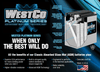 Westco Battery WCP14 (Various BMW Models)