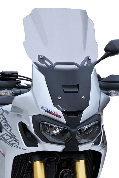 ermax high screen windshield 50cm honda crf1000l africa twin. Black Bedroom Furniture Sets. Home Design Ideas