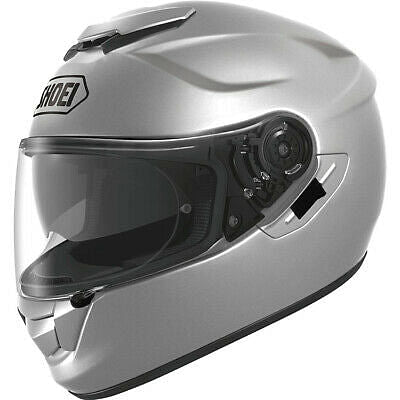 Shoei GT-AIR FULL FACE MOTORCYCLE HELMET SILVER