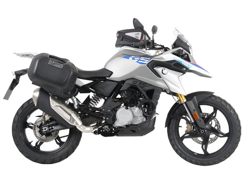 Hepco & Becker C-Bow Side Case Luggage Kit (BMW G310GS)