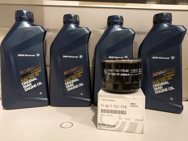 BMW Oil Change Kit (S1000XR)