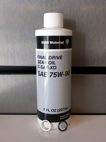 BMW Final Drive Oil Change Kit (BMW R1200 Models)