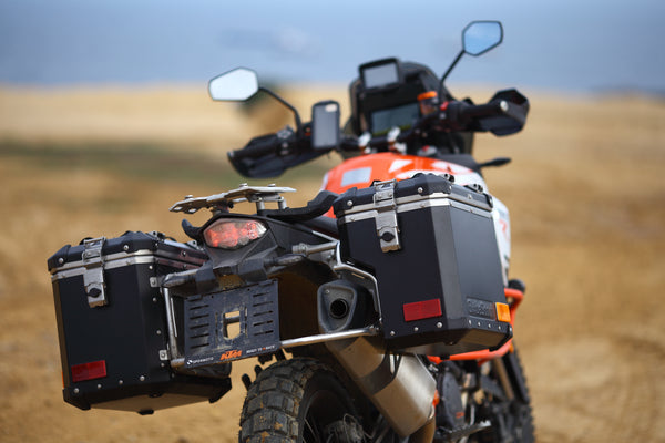Globescout XPAN+ 'Special' Pannier Kit (KTM 1050, 1090, 1190, 1290 Adventure Models)