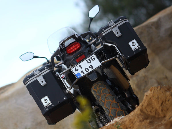 Globescout XPAN+ 'Special' Pannier Kit (CRF1000L Africa Twin)
