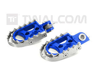 Twalcom Rally Footpegs (BMW F650GS, F700GS, F800GS)