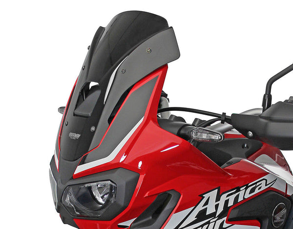 MRA Motorcycle Sport Screen Windshield (Honda Africa Twin CRF1000L '16)