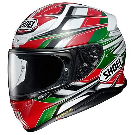 Shoei RF-1200 RAMPUS FULL FACE MOTORCYCLE HELMET TC-4