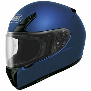 Shoei RF-SR FULL FACE MOTORCYCLE HELMET MATTE BLUE