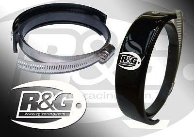 R&G Oval Exhaust Protector (Can Cover), Universal Fit