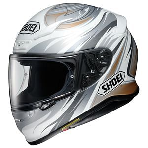 Shoei RF-1200 INCISION FULL FACE MOTORCYCLE HELMET TC-6