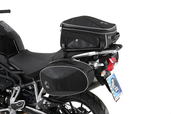 Hepco & Becker C-Bow Side Case Luggage Kit (Tiger Explorer 1200)