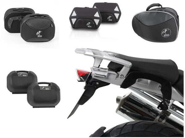 Hepco & Becker C-Bow Side Case Luggage Kit (R1200GS '08-'12)