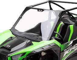 KQR Full Poly Windshield