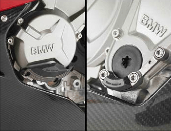 BMW Engine Protector Set, Left & Right (BMW HP4 & S1000R/RR/XR)