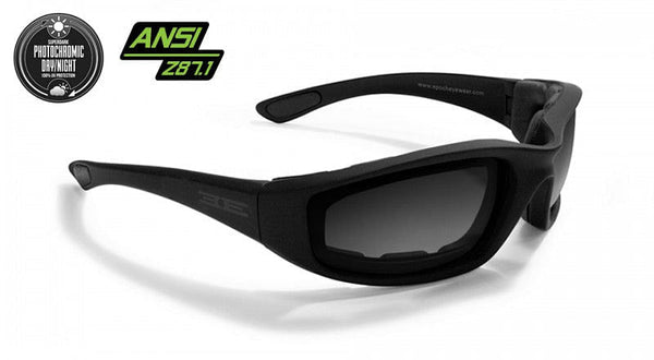 Epoch Eyewear - Epoch Foam Super Dark Photochromic