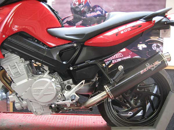 Revolution Carbon Silencer