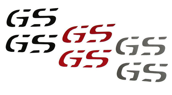 Hornig GS Stickers, Black/ Red/ or Silver (All BMW GS Models)