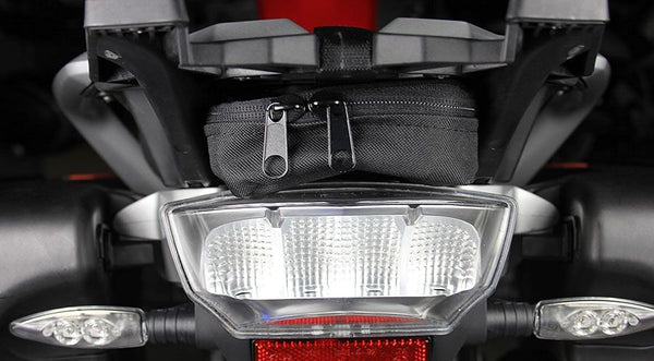 Hornig Auxiliary Bag for Below the Luggage Rack (R1200GS LC)