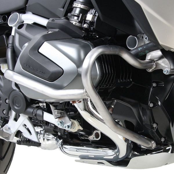 Hepco & Becker Engine Guard for BMW R1250Gs in Stainless Steel
