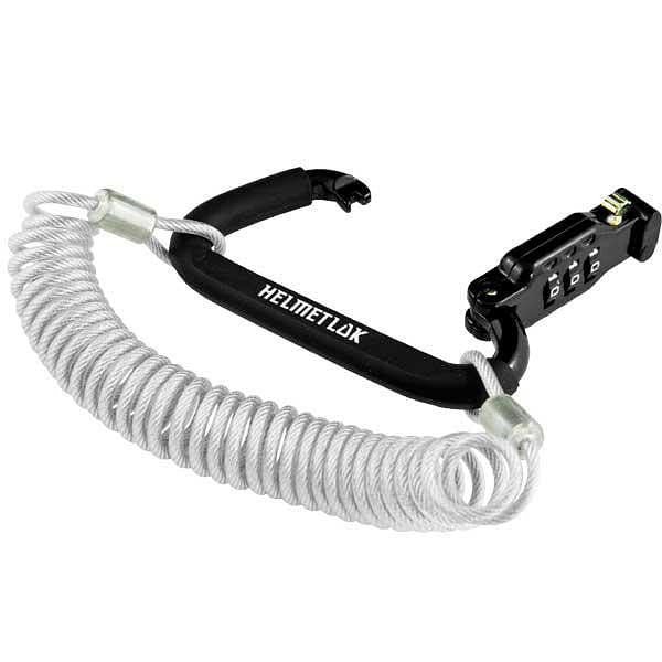 HelmetLok - Extension Cable for Riding Gear and Helmets
