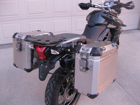 Globescout XPAN+ Pannier Kit (Tiger 800, 800XC)