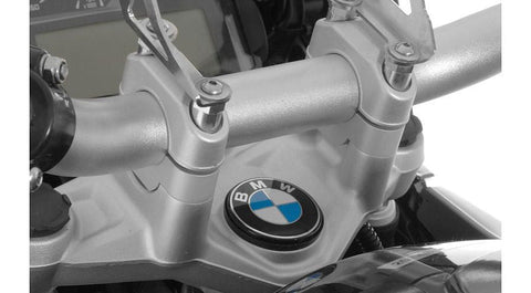 Hornig Handlebar Risers for R1200GS LC (2013-) & S1000XR
