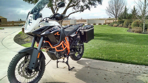 Globescout XPAN+ Pannier Kit (KTM 1190/1290 Adventure)