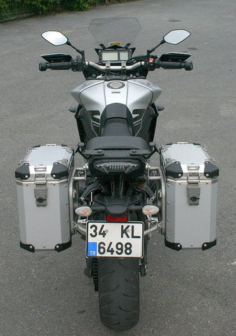 Globescout Pannier Carrier for Yamaha FJ-09 (MT-09 Tracer)