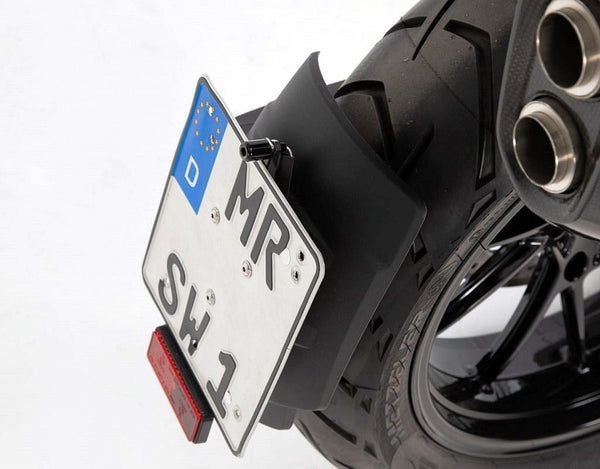 SW-MOTECH License Plate Relocation Kit For BMW R1200GS